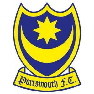 Portsmouth FC logo.