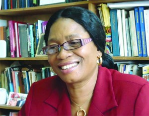 Professor Francisca Okeke