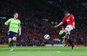 Van Persie's Second Goal of the Match.
