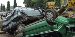 Five Killed In Rivers Auto Crash