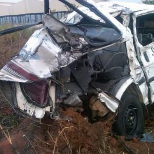 Bus Crashes Near Potiskum, Killing 20