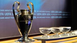 Champions League Draw.