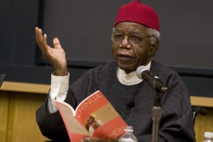 Chinua Achebe To Be Laid To Rest Next Month