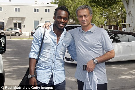 Mourinho, Essien Set To Return Back To Chelsea