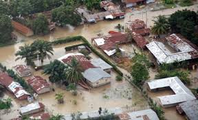 Delta Orders Residents Out Of Flood Plains