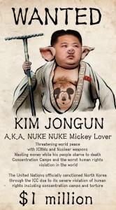 North Korea  Anonymous