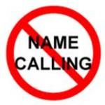 Why name call detrimentally?