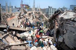 Bangladesh building collapse