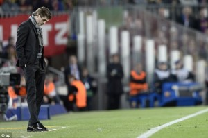 "Tito Vilanova, Early This Week Traveled Back to New York For a 'Pioneering Treatment"" of His Throat Cancer."