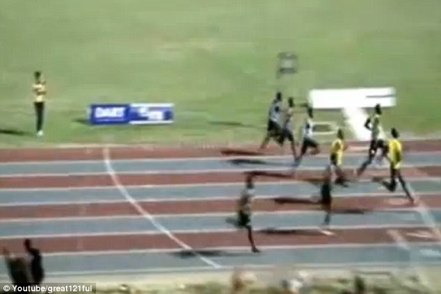Bolt Edged Bailey- Cole By an Inch at the Cayman Initational.