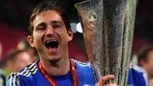 Captain Franck Lampard.