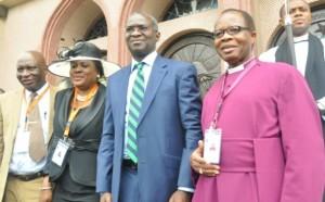 Fashola at Anglican 32nd synod opening