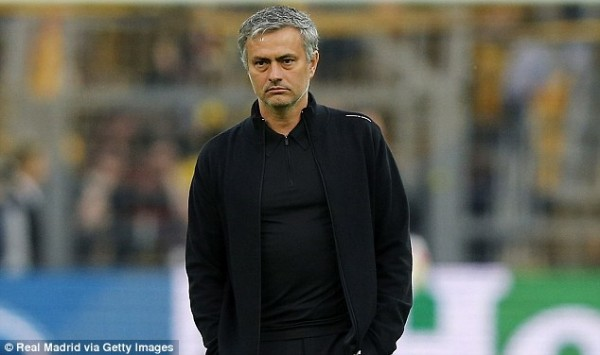 Florentino Perez Confirmed On Monday That Jose Mourinho Will Leave Madrid at the End of the Season.