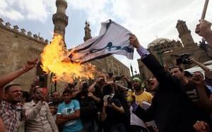 Muslim Brotherhood rallies against Israel