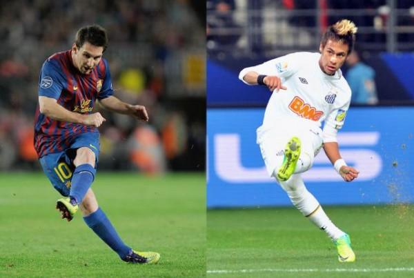 Neymar Da Silva Jr. Will Partner With Lionel Messi at the Camp Nou.