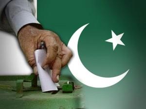 Pakistan picture-elections
