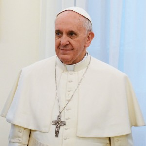 PopeFrancis_in_March_2013