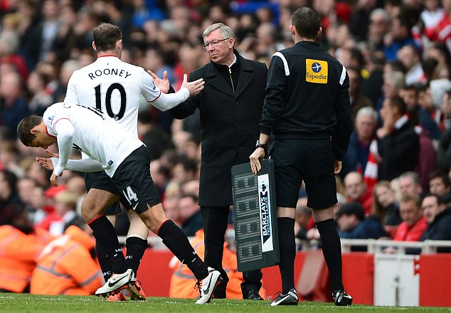 Wayne Rooney and Ferguson Could be Heading Out of Old Trafford.