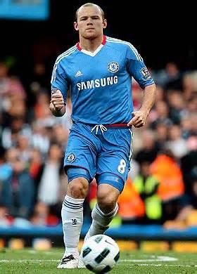 Rooney A True Blue?