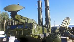S300 anti missile