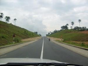nigerian road