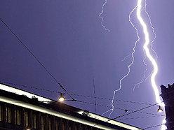 Ontario Teacher Struck By Lightning