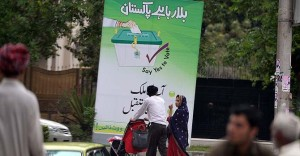 PAKISTAN-UNREST-VOTE-POLITICS-WOMEN