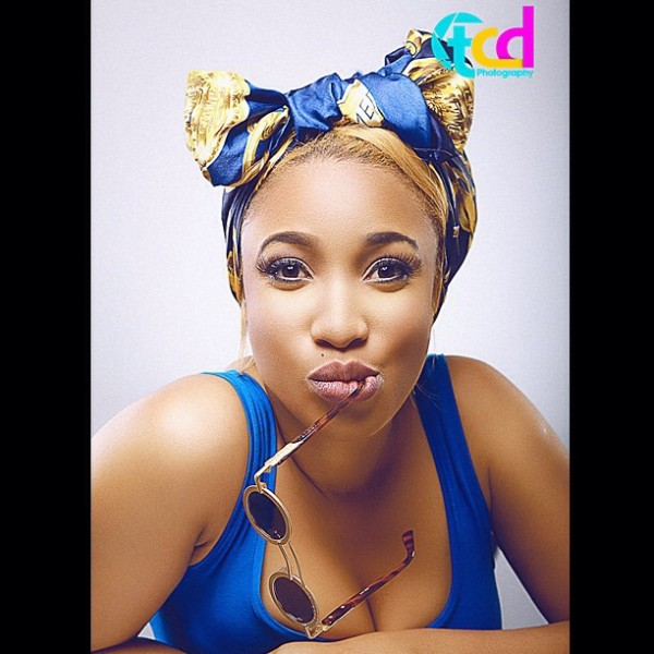 Davido Is Underrated–Tonto Dikeh