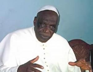 Cherubim and Seraphim Movement Church Worldwide, Most Revd Samuel Abidoye