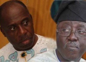 Amaechi, Jang In A War Of Words Over NGF Chairmanship
