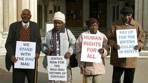 Britain to compensate tortured Kenyans
