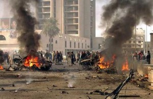 Iraq Car Bombings Claim Dozens Of Lives