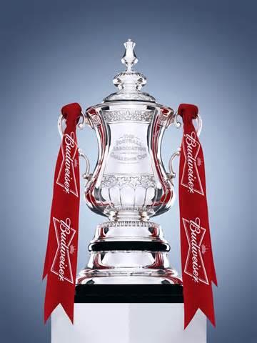 Budweiser FA Cup.