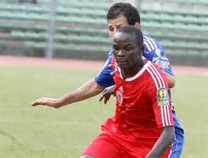 Heartland FC's Striker Kofarmata.