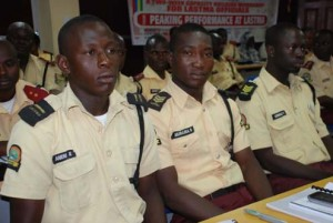 LASTMA officers