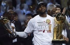 LeBron 'king' James (MVP 2013.)