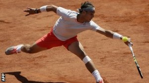 Nadal to Face Compatriot.