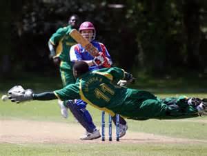 Nigerian Cricketers.