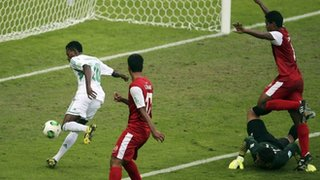 Oduamadi's Second Goal.