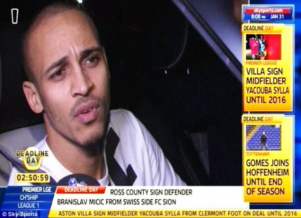 Osaze Drove to London to Sign a Deal With QPR On Deadline Day Earlier This Year, Only to be Told That Junior Hoillet's Deal Has Fallen Through.