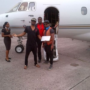 Private-Jet-John-Dumelo-Fally-Ipupa-Adebayor-1-600x600