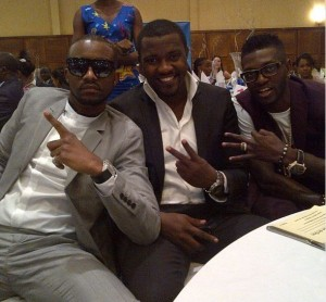 Private-Jet-John-Dumelo-Fally-Ipupa-Adebayor-4-600x556