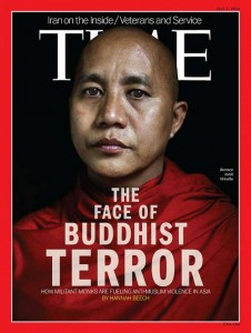 Myanmar Bans Time Magazine 'Buddhist Terror' Cover
