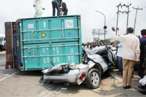 Passenger Feared Dead In Berger Bridge Accident