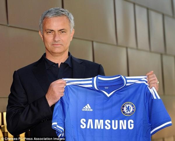 Jose Mourinho Returns to the Bridge.