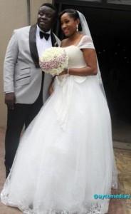comedian elenu wedding2