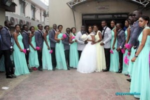 comedian elenu wedding8