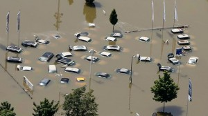 Flood Evacuations Stepped Up By German Authorities