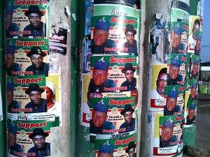 Lamido, Amaechi 2015 Presidential Campaign Posters Flood Jigawa