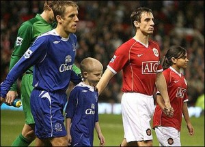 The Neville Captains.